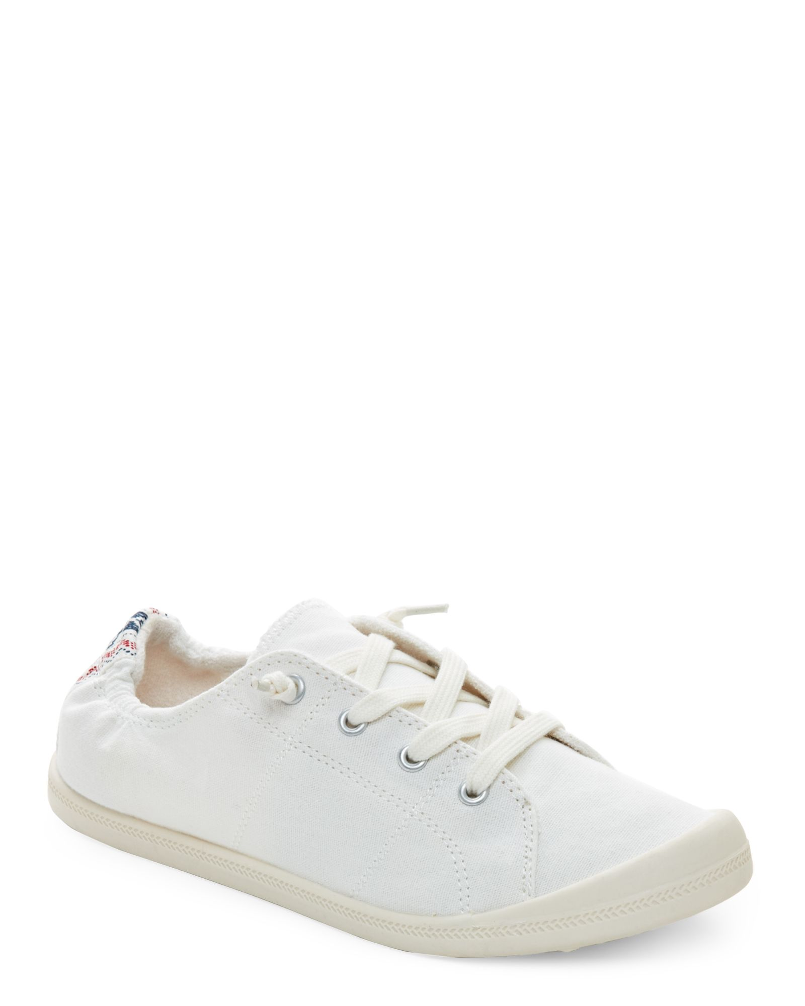 a624681777c Madden Girl White Bailey Slip On Sneakers