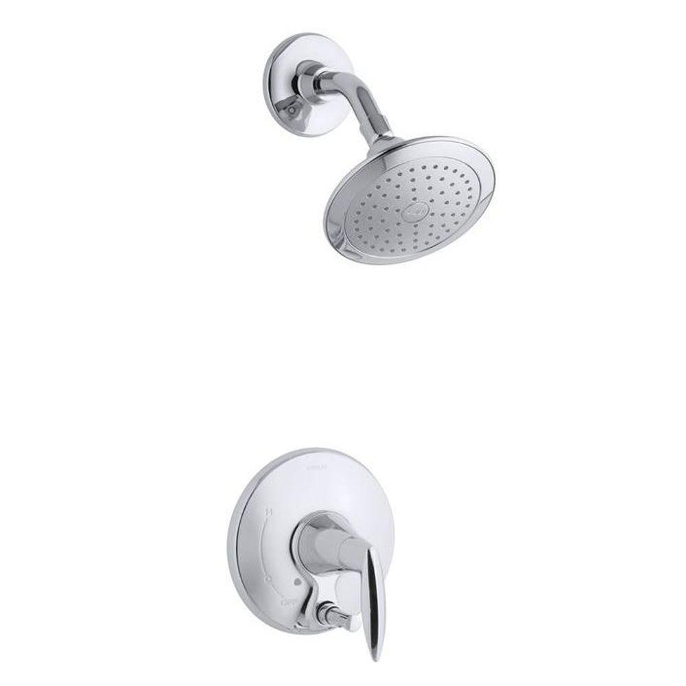 Handle Bath and Shower Trim