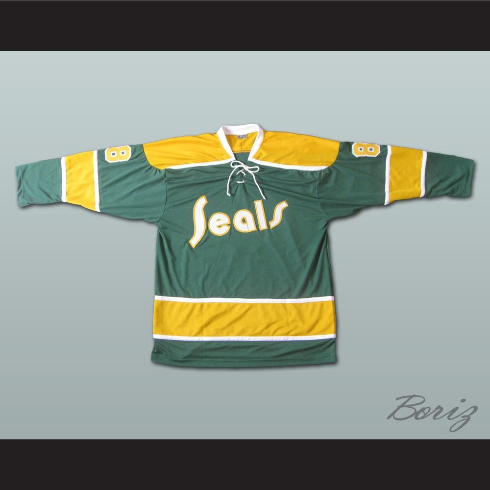 1f11f004a Walt McKechnie California Golden Seals Hockey Jersey Stitch Sewn New Any  Player. SHIPPING TIME IS