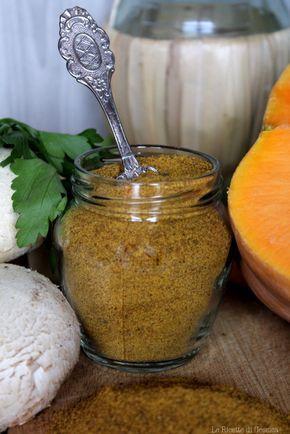 ricetta bimby dado vegetale in polvere granulare