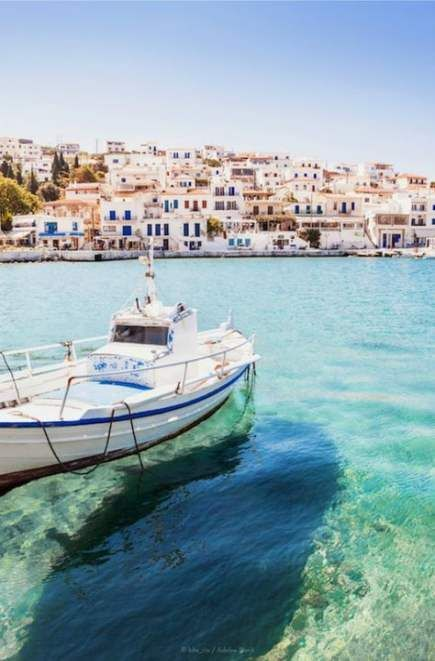19+ Ideas Travel Photography Greece Greek Islands #greekislands