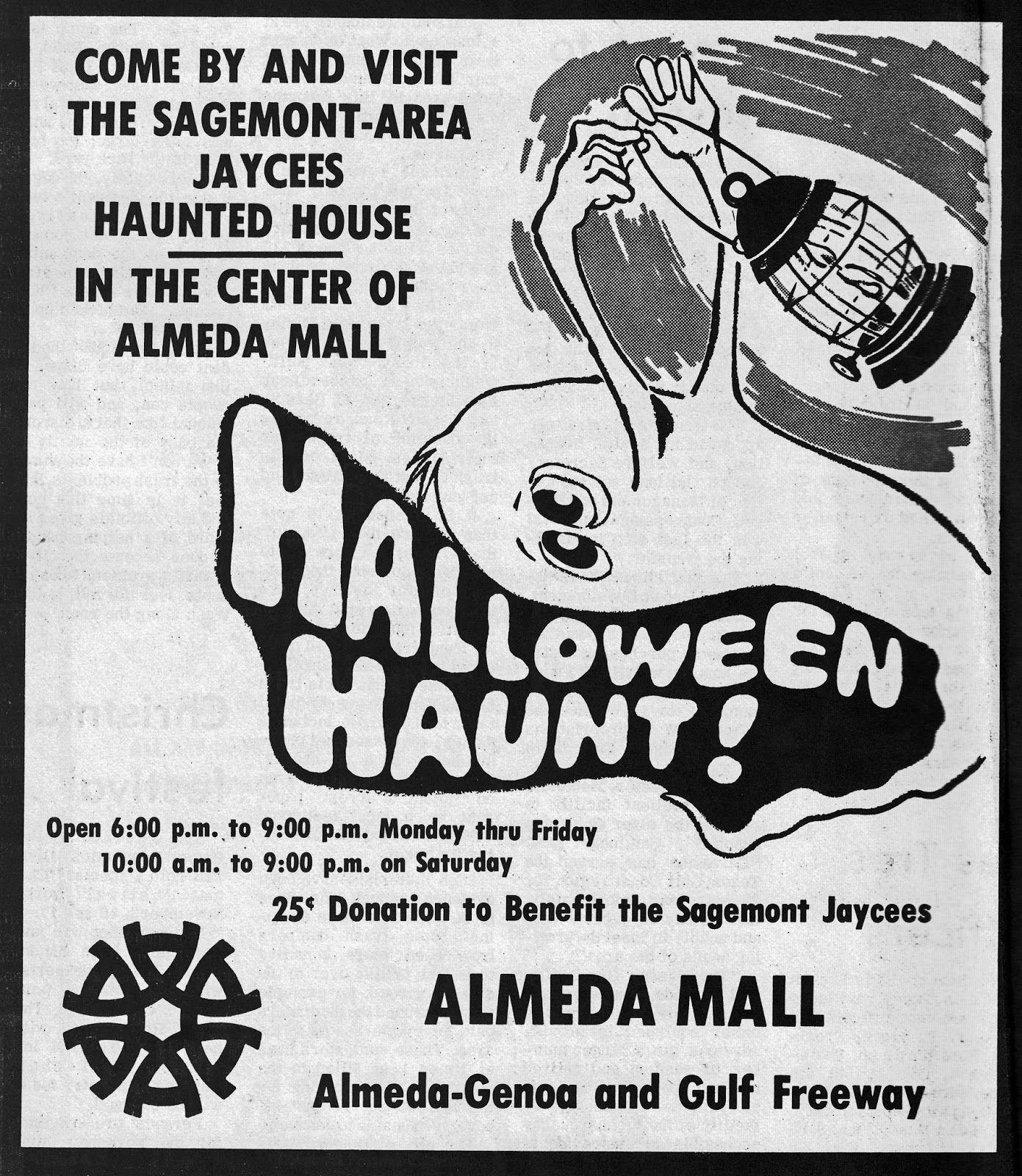 Almeda Halloween Haunt