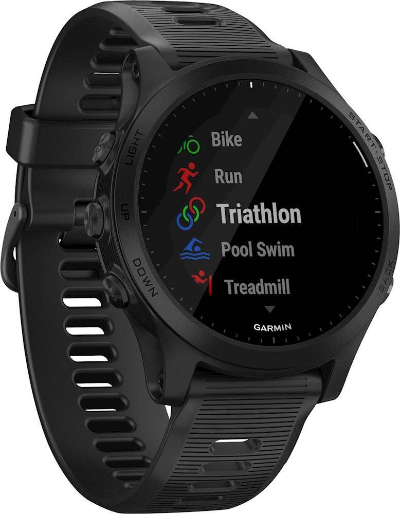 Garmin Forerunner 945 GPS Heart Rate Monitor Running