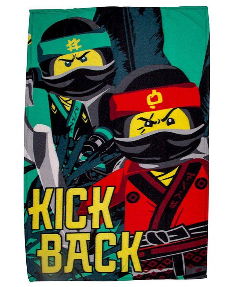 This cool Lego Ninjago Movie Fleece Blanket features Lego Ninjas - grimm küchen rastatt