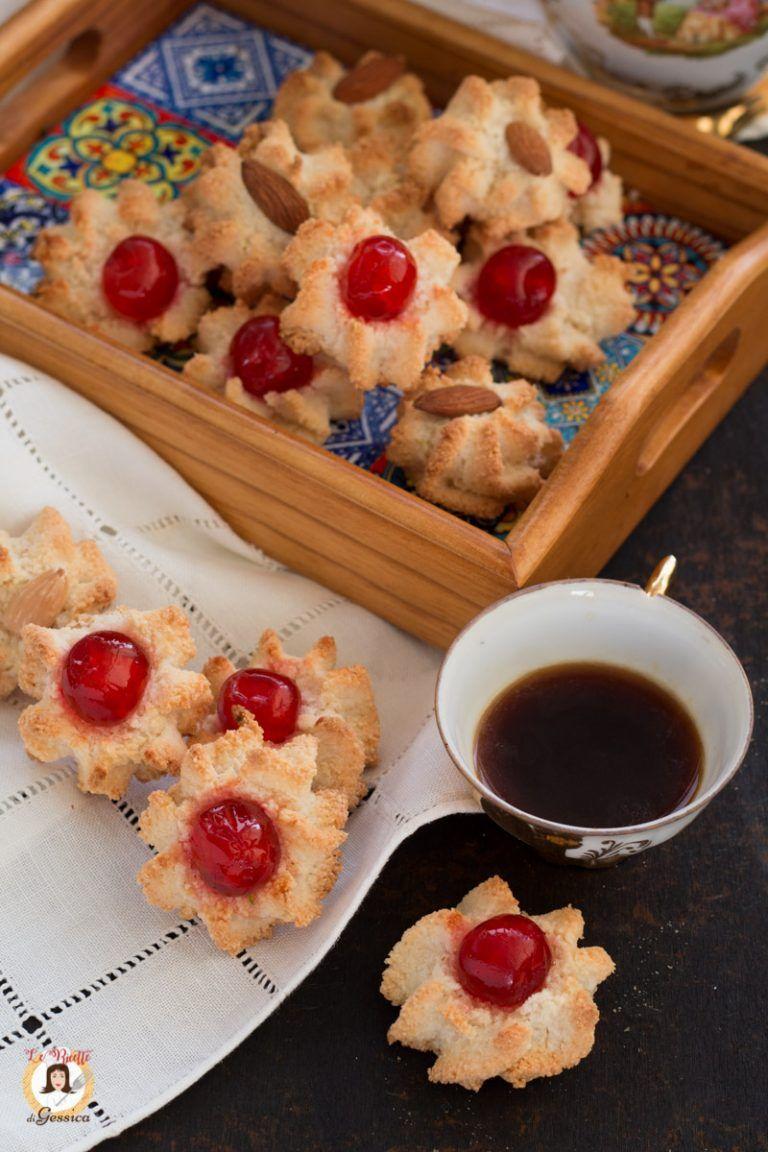 Biscotti paste di mandorle Siciliane Anche Bimby Pasta