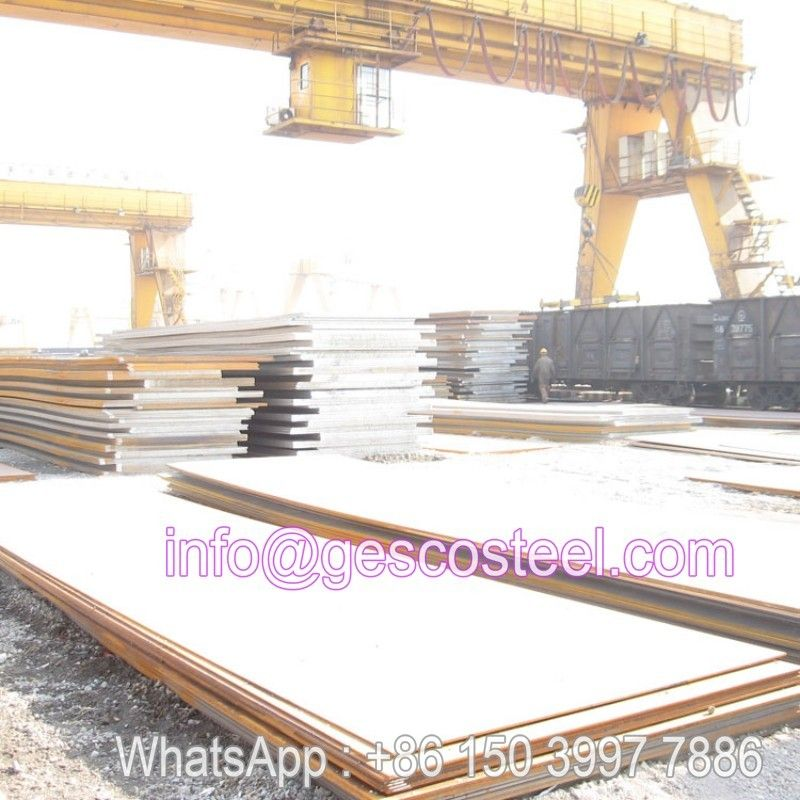 A 242 Type 1 Steel Plate Steel Plates A242 Type1 Weather Resistant Structural Steel Plate Is Under Astm Sae St Steel Sheet Corten Steel