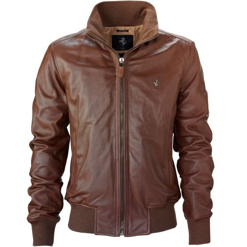 Ferrari Soft Jacket After Sought For A Leather Look Vintage QrhCtsd