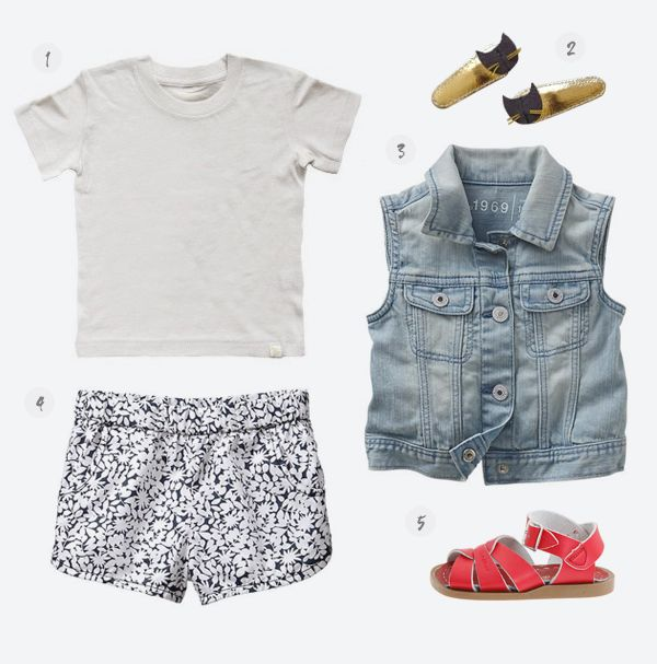 Baby Summer Style