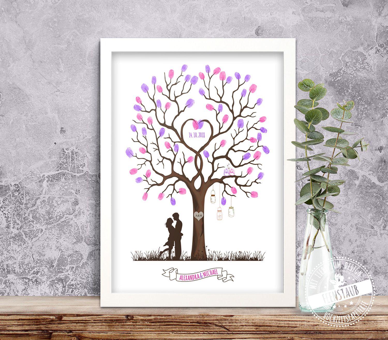Baum Bild Hochzeit