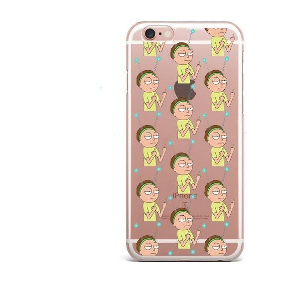 coque iphone 6 rick and morty