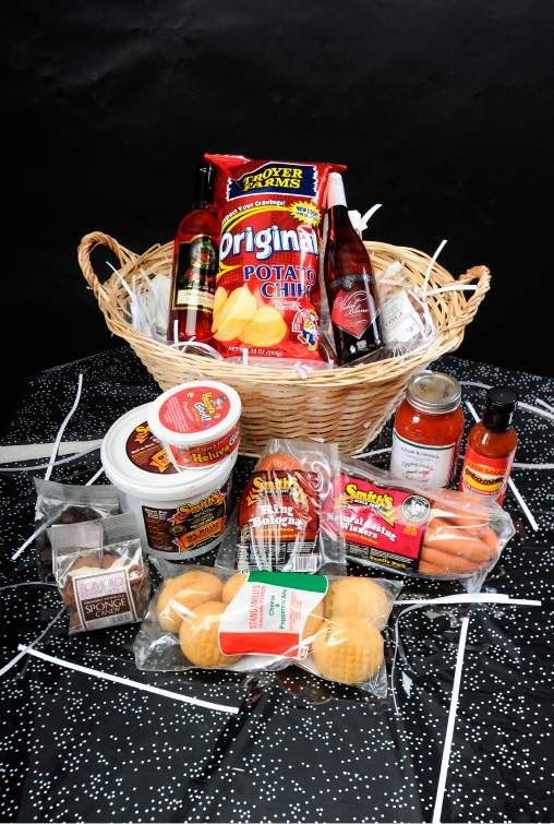 Erie local food gift basket - Google Search