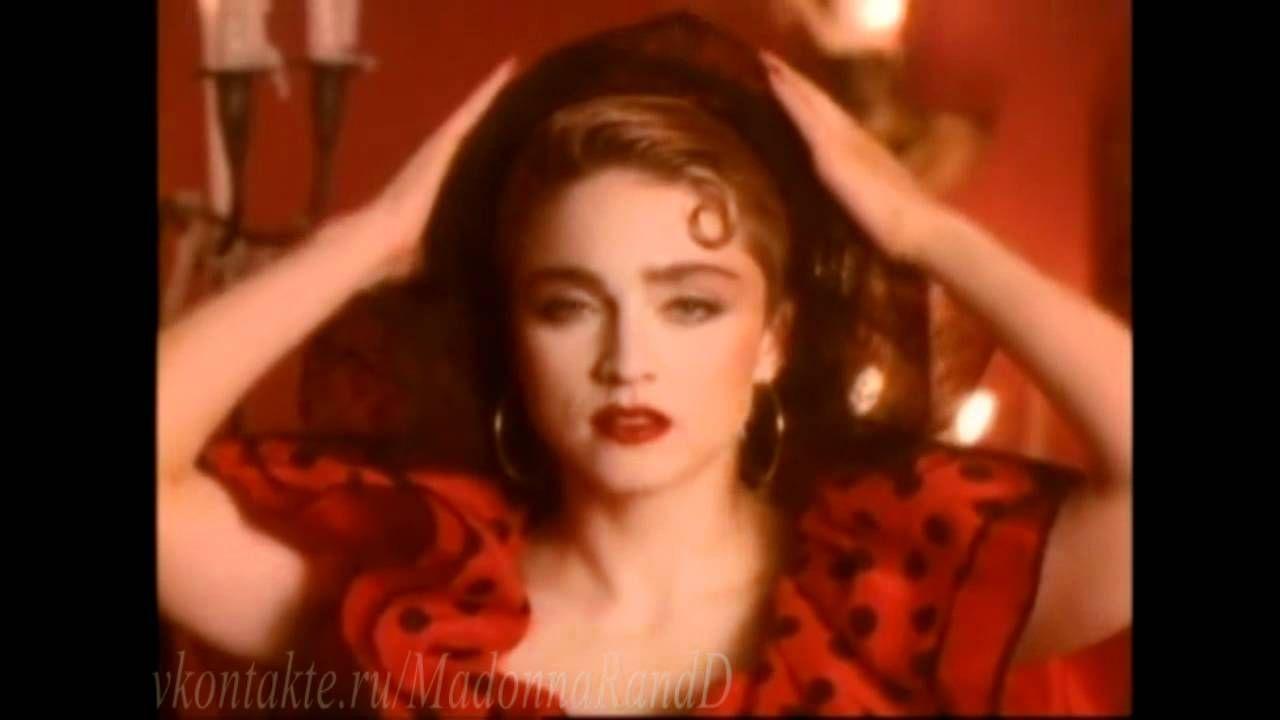 Madonna La Isla Bonita Video Outtake 01 02 Original Footage Madonna Madona Madonna 80s
