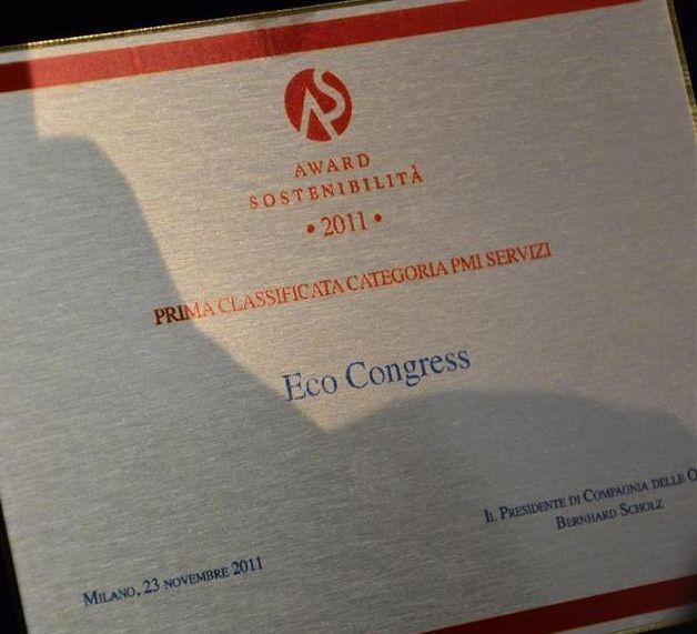 matching2012 - award sostenibilità!