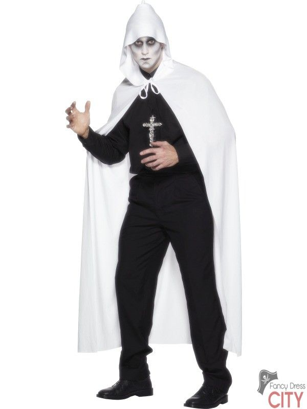 Cape with Hood | SM-24482 | £11.89  http://www.fancydresscity.co.uk/halloween-costumes