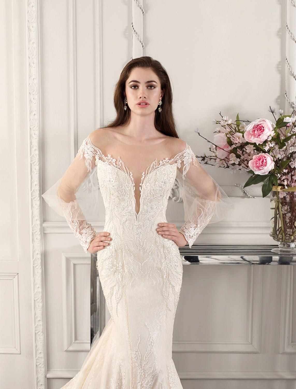0b1db3b1dbbf Demetrios - Wedding Dress Style 857