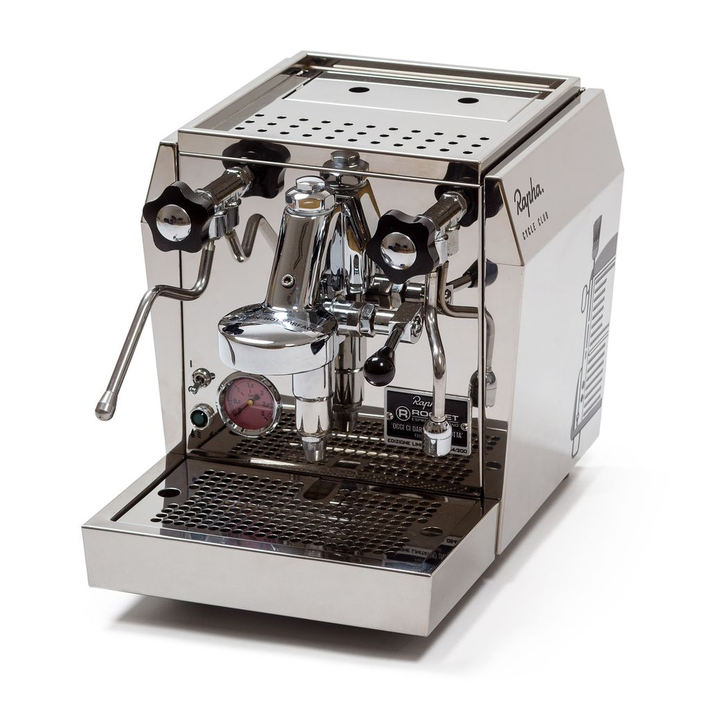 Special Edition Giotto Rapha Cycle Club Espresso Machine From Italianu2026 Amazing Pictures