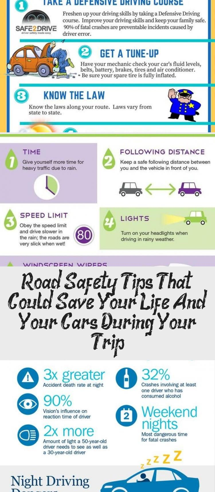 Road Safety Tips That Could Save Your Life and Your Cars