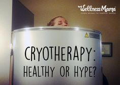 What is Cryotherapy: