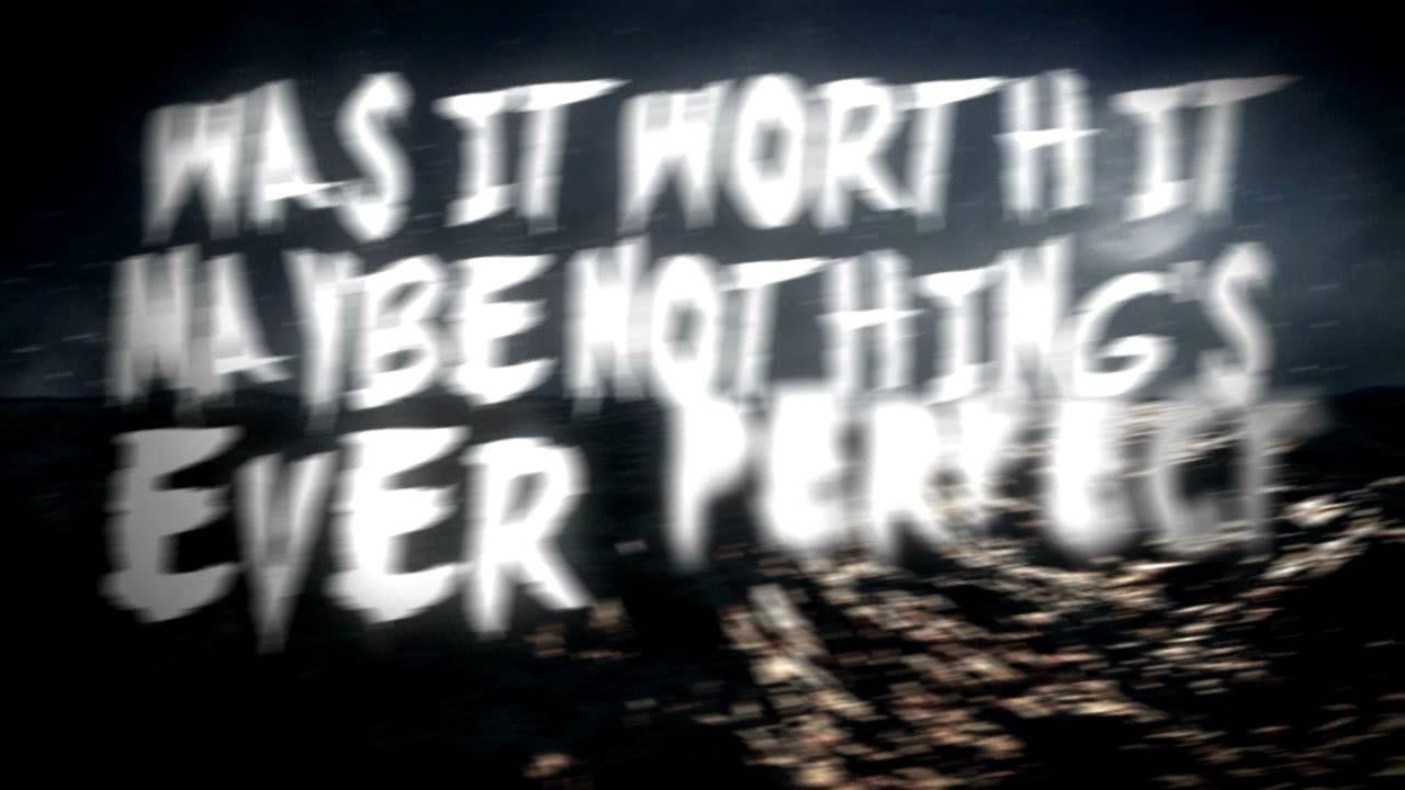 The Monsters Ive Met - Sink Or Swim(Official Lyric Video)
