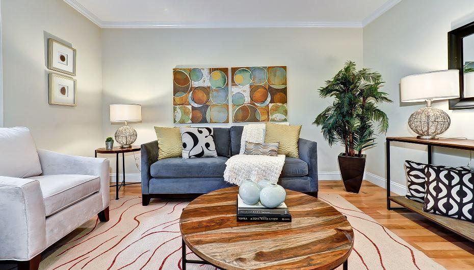 Lovely Red House Staging U0026 Interiors: Interior Design Washington DC