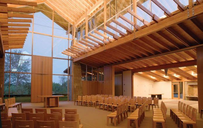 Grace episcopal church bainbridge horizontal projection for Bainbridge design