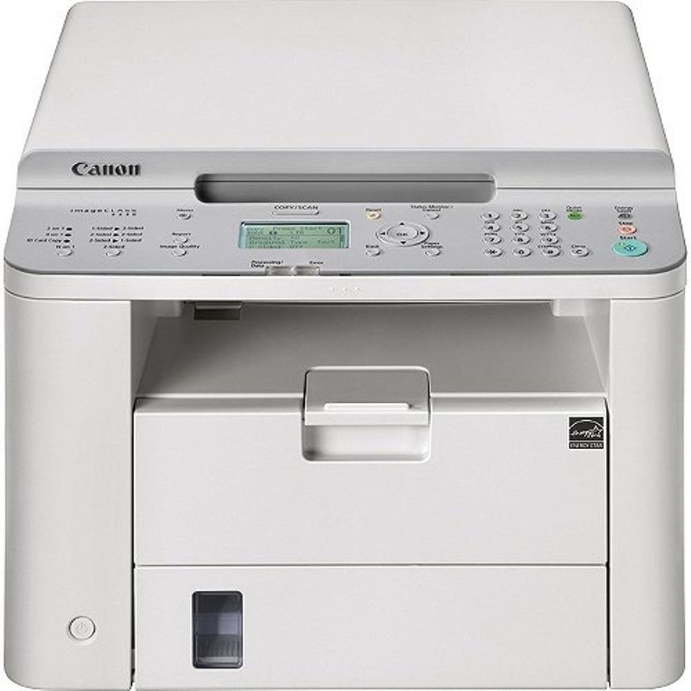 New Canon Lasers Imageclass Monochrome Printer W Scanner Copier