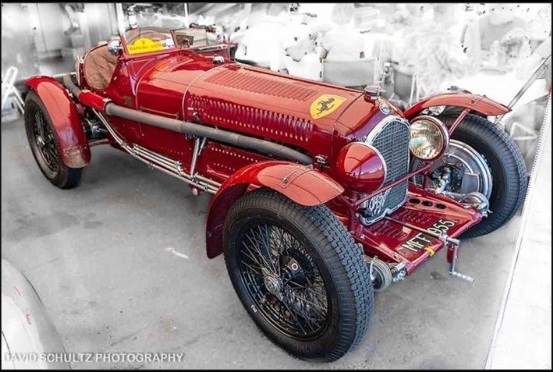 1932 Alfa Romeo Tipo B | Alfa romeo, Classic cars, Vintage race car