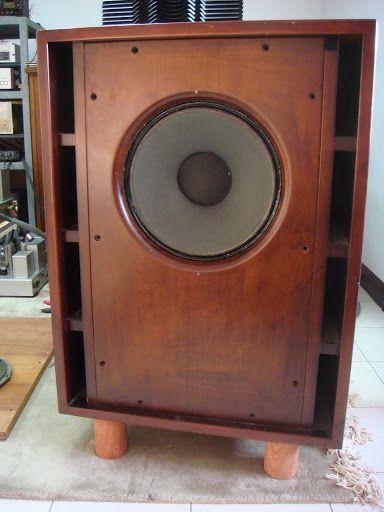 tannoy speaker building club