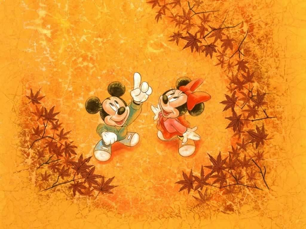 Mickey And Minnie Wallpaper Mickey And Minnie Wallpaper Disney Thanksgiving Thanksgiving Pictures Happy Thanksgiving Pictures