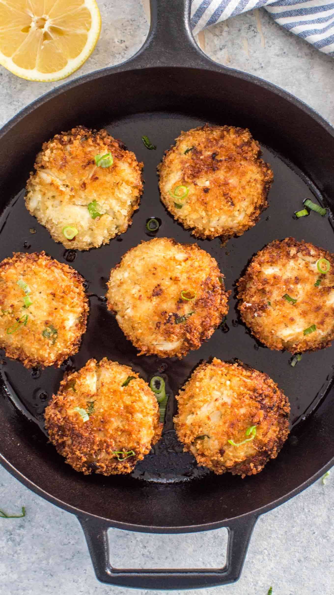 Crispy crab cakes recipe crispy crab cakes crab cakes