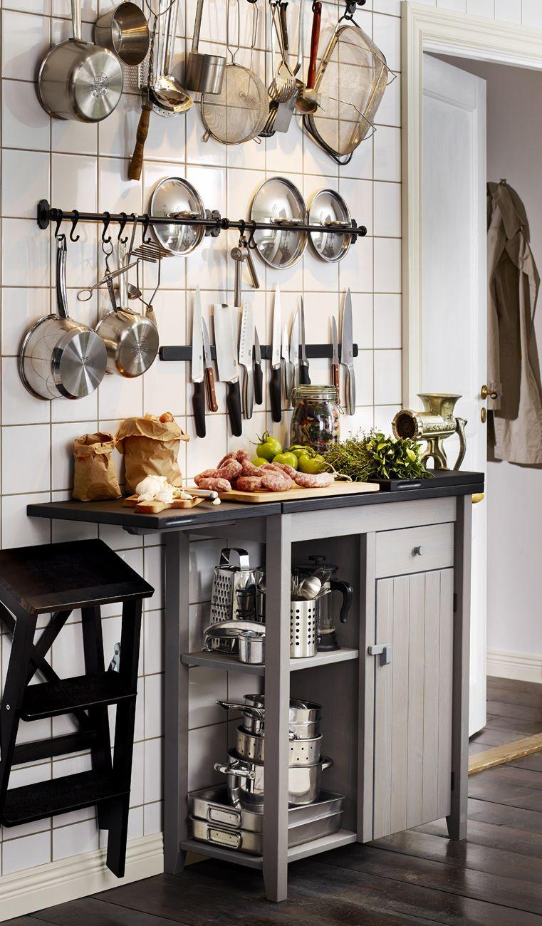 Le migliori soluzioni per le cucine piccole
