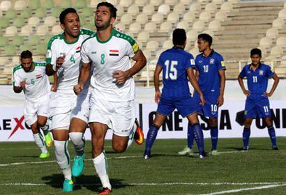 العراق يعود من طهران برباعية نظيفة في شباك تايلاند ضمن تصفيات المونديال - ميدل ايست اونلاين