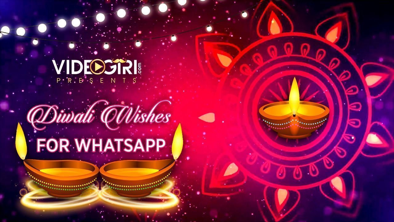 Happy Diwali Wishes Videos for Whatsapp #diwaliwishes Wish your Dear one's any…