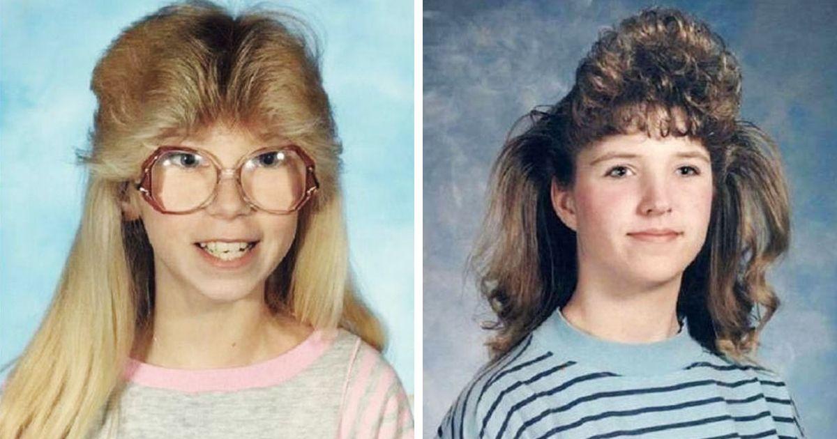 Frisur 80er 90er Jahre Frisyrer Och Mode