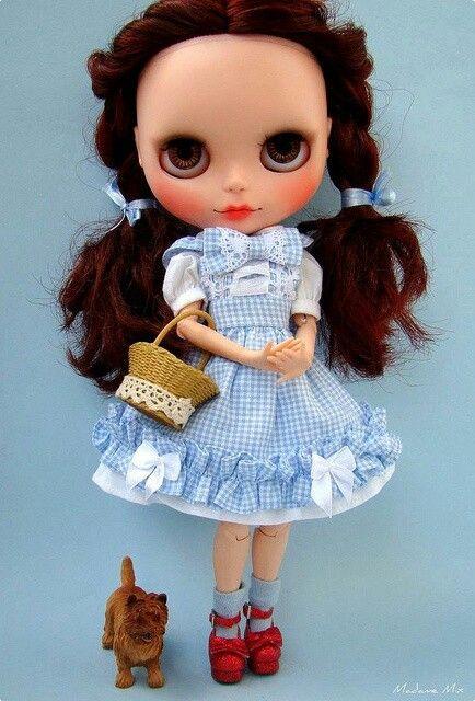 Blythe, Dorothy Gale Wizard of Oz