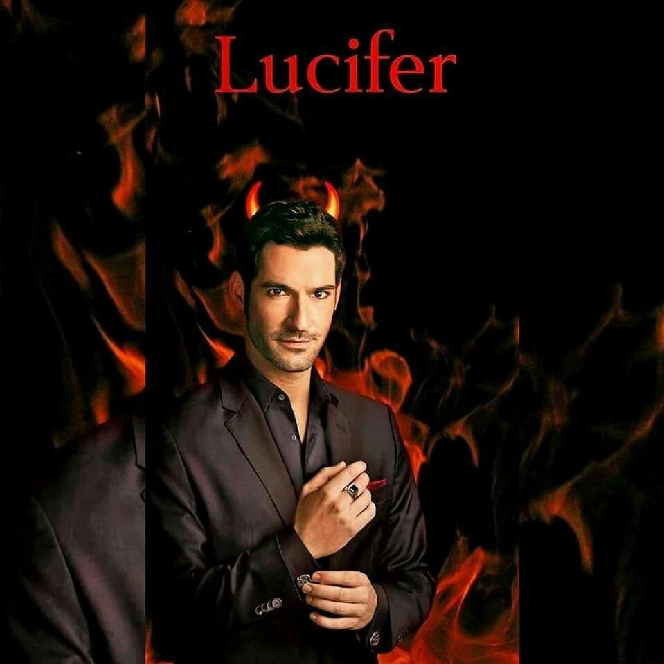 Pin Em Lucifer/Tom Ellis