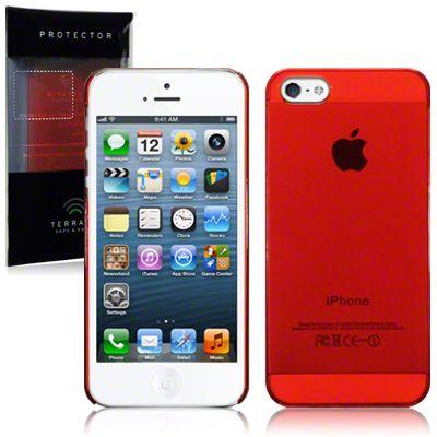 iPhone 5 SE rött hårdskal. Hitta fler billiga iPhone 5 SE-skal på ... ea3a4c894a2bd