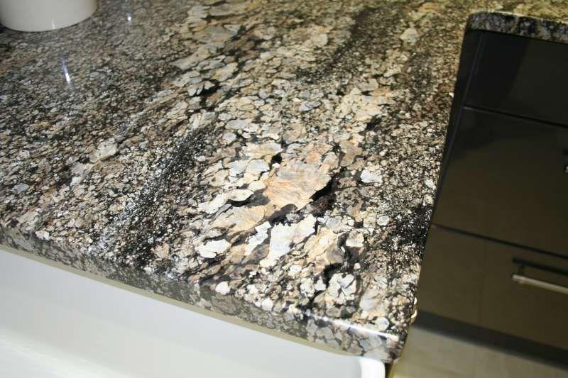 Coral Gold Granite Countertop My New Kitchen Countertop