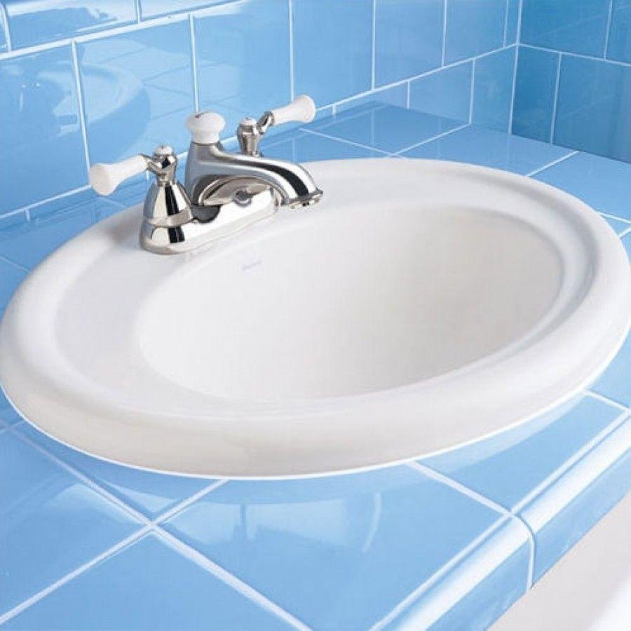 American Standard Standard Countertop Sink - 0293.00 | American ...