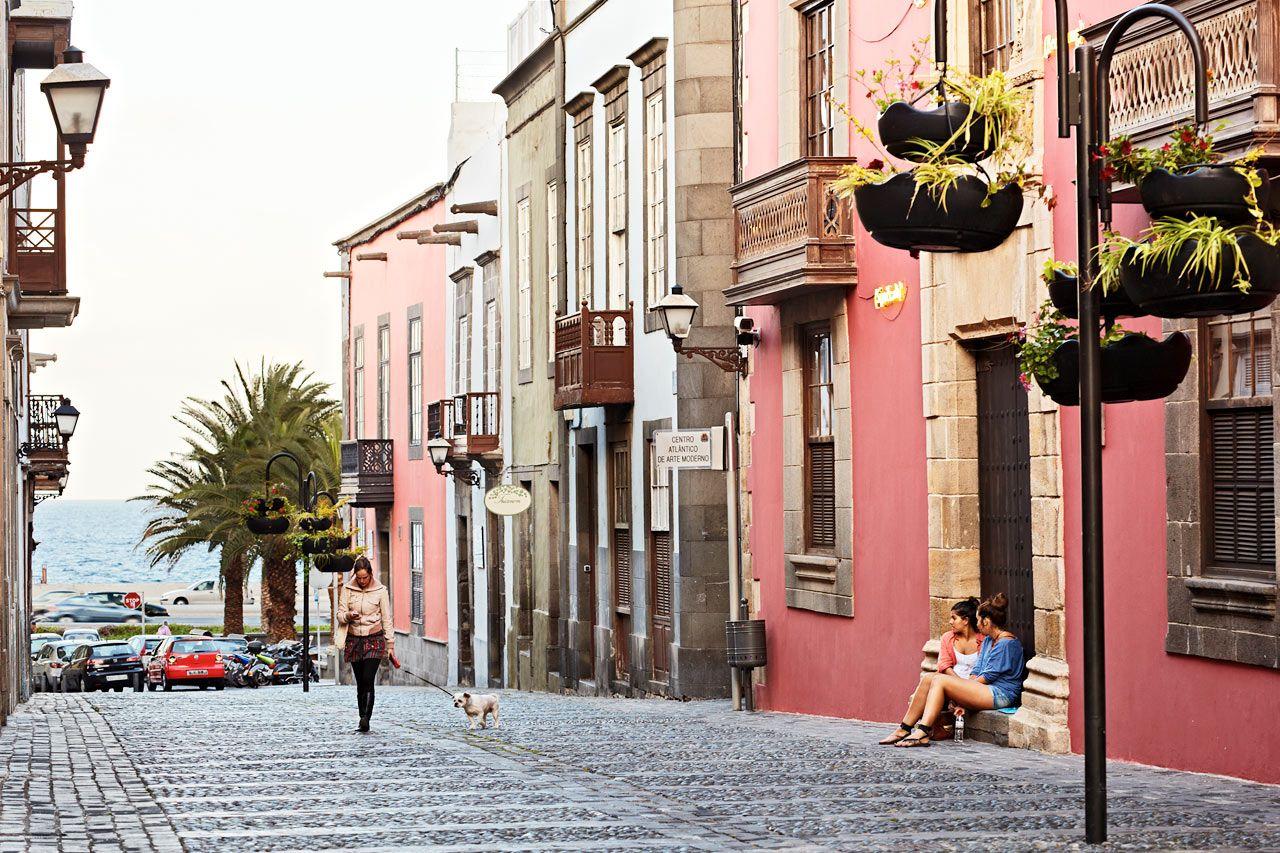 Kuvia kohteesta Las Palmas - Tjäreborgilta