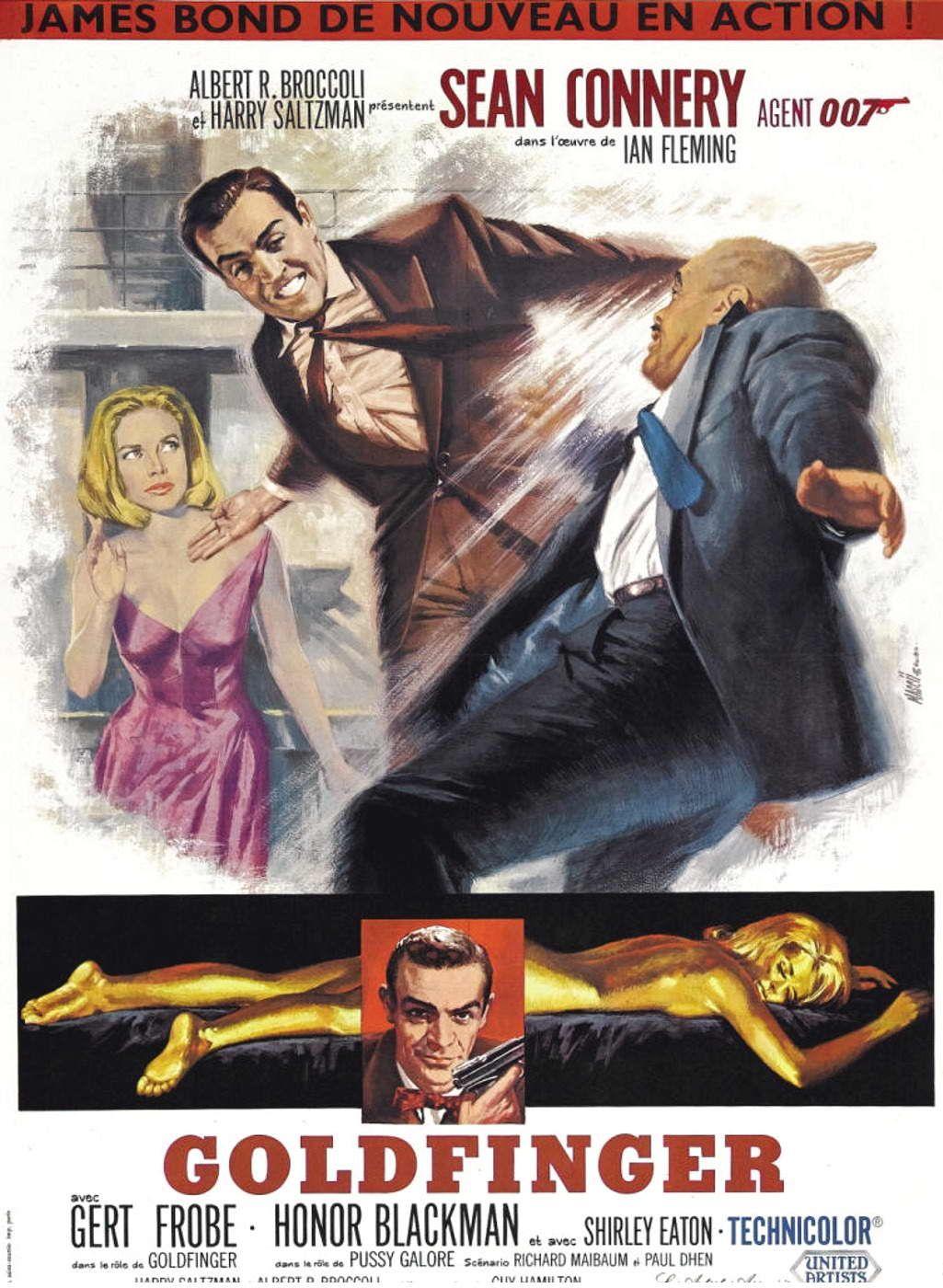 James Bond – 007: Goldfinger (1964)