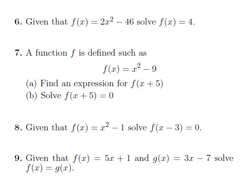 Functions Worksheet With Solutions Worksheets Math Worksheets Solutions