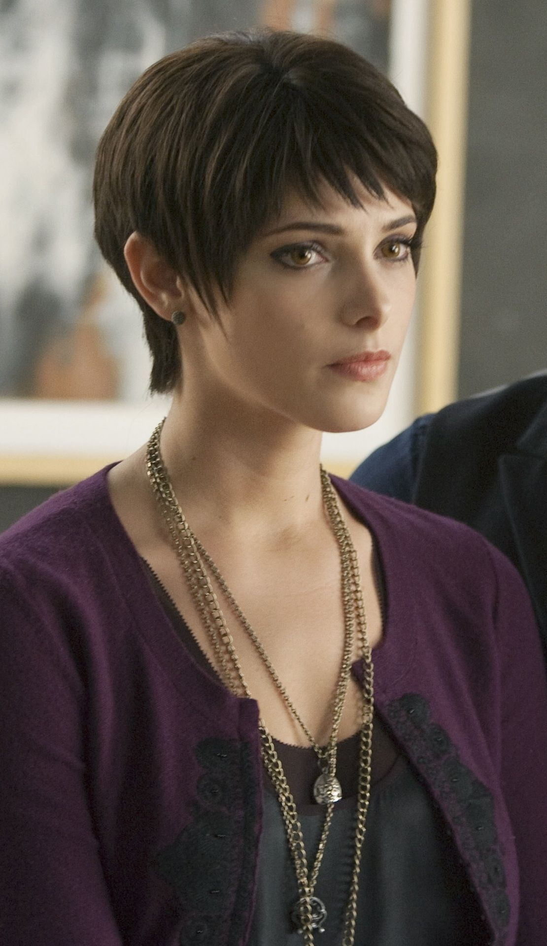 Ashley Greene Twilight Hair Alice Cullen Alice Breaking Dawn