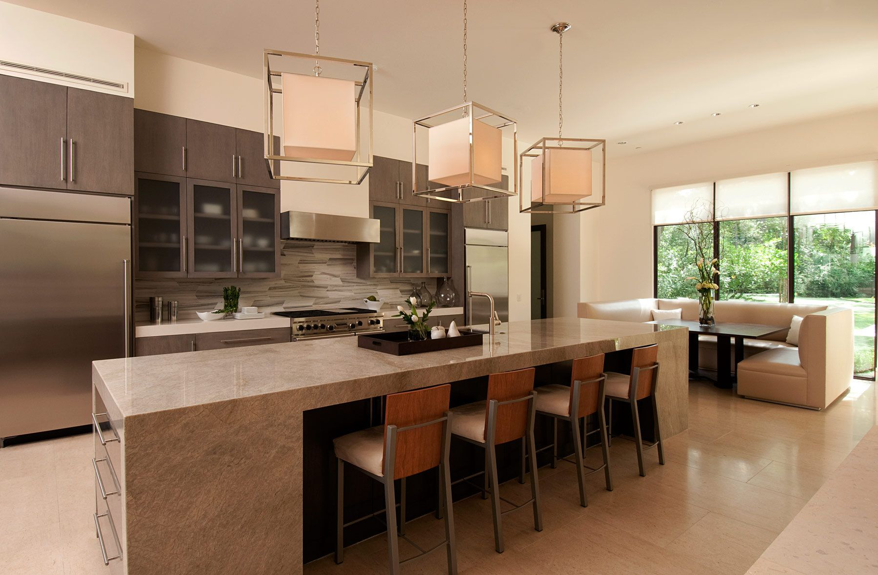 Best Innovative Modern American Kitchen Interior 2014 400 x 300