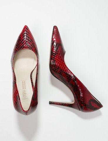 Buffalo Szpilki Red Fashyou Pl Heels Stiletto Heels Stiletto