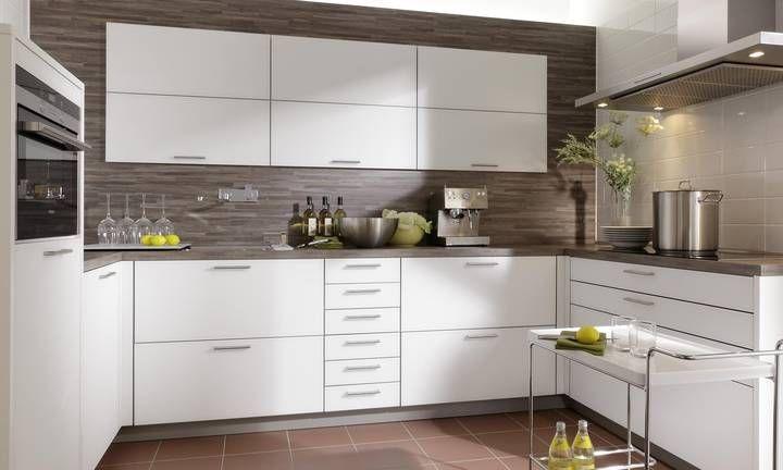 Einbauküche U-Form   Einbauküchen   Pinterest   Einbauküchen, Form ...