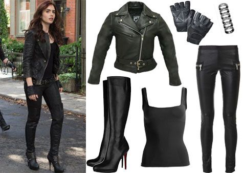 DIY Clary Fray From Teen.com #TMIHalloween