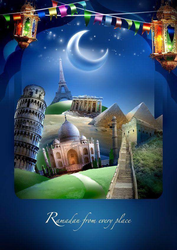 Pin By Krystyna Koprowska On Islam Ramadan Images Ramadan Greetings Ramadan Poster
