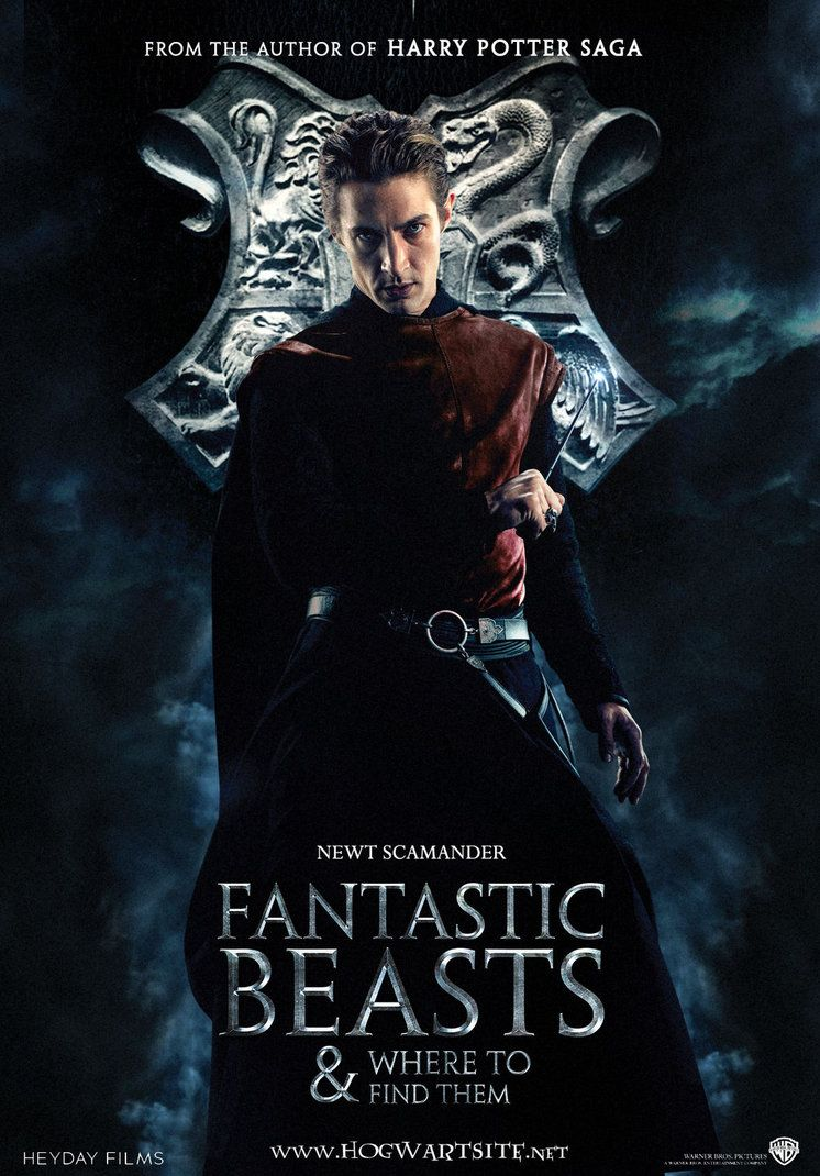 Fantastic Beasts and W...