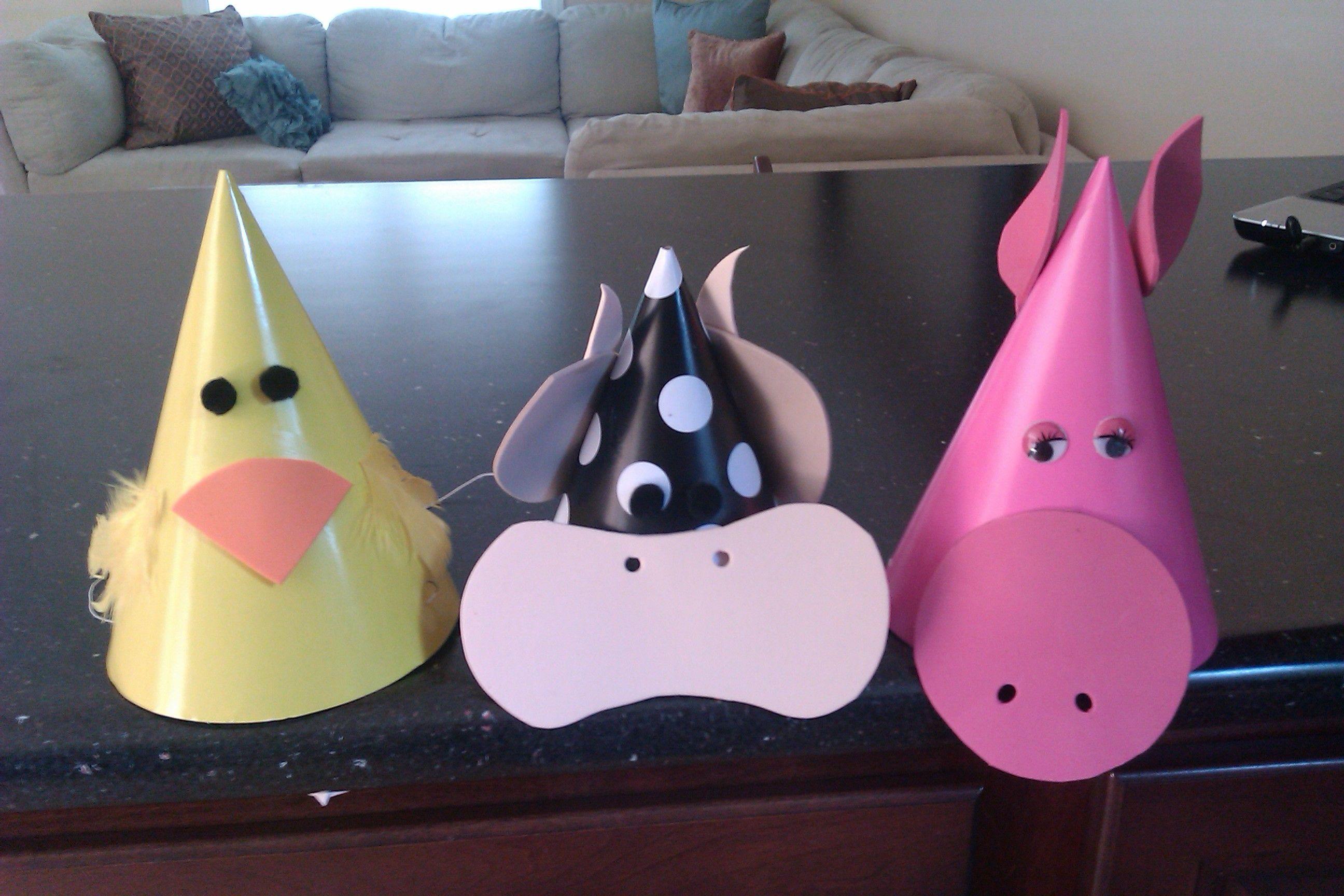 Crazy Craft Ideas For Kids Part - 21: Crazy DIY Hats